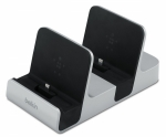 Док-станция для iPhone и iPad Belkin DUAL Lightning Charging Dock