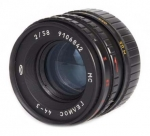 Объектив Гелиос 44-3 58мм F2 для Sony Alpha (A-mount)