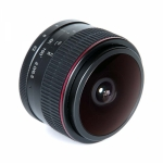 Объектив Meike 6.5mm f/2 FishEye Ultra Wide для Canon EOS-M