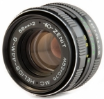Объектив МС Гелиос 44М-6 58мм F2 для Sony Alpha (A-mount)