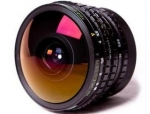 Объектив МС Пеленг 3.5/8 для Sony Alpha (A-mount) с чипом
