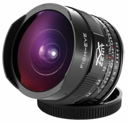 Объектив МС Зенитар 2,8/16 для Sony Alpha (A-mount) без чипа